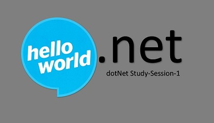 Hello World DOTNET