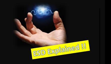 എന്താണ് ESD  ?