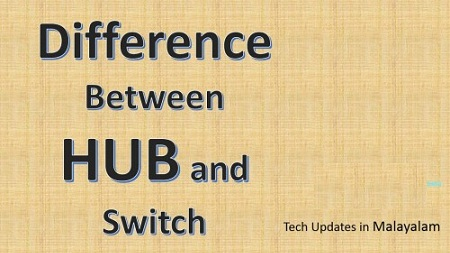 Hub / Switch