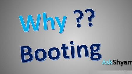 എന്താണ് Booting