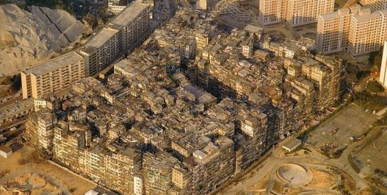 Story of kowloon city